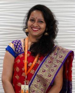 Ms. Jui Gaikar