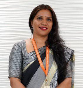 Ms. Kiran Rajbhar