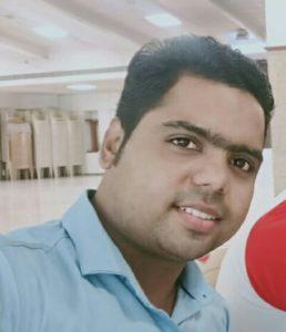 Mr. Prathamesh Sarvade