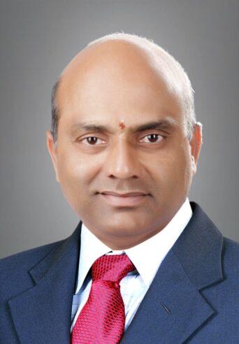Shri. Chandrahas K. Shetty, President, Bunts Sangha Mumbai